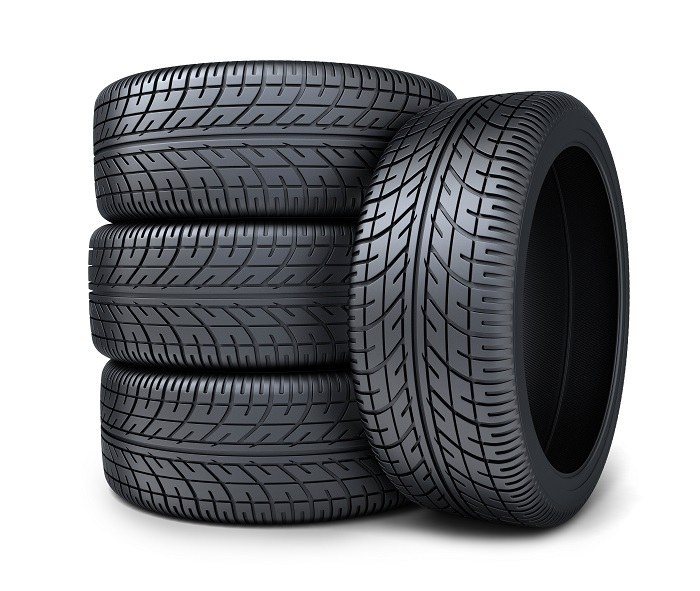 New Vehicle Tire Packages