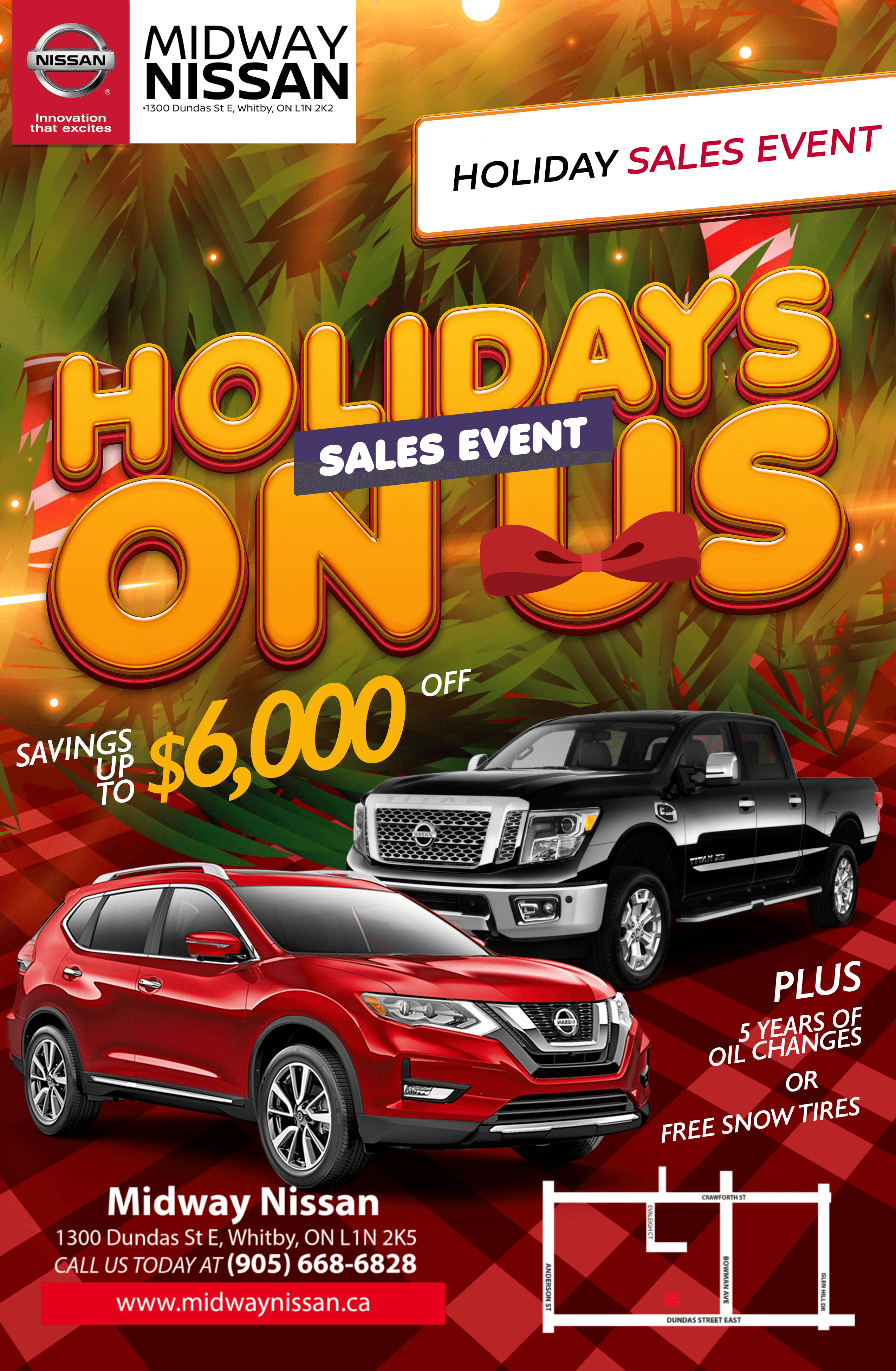 MidwayNissan(HolidayPoster)